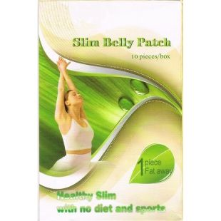 Plastry odchudzające Slim Belly Patch