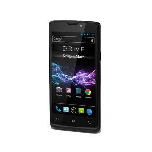 Smartfon Kruger&Matz DRIVE black