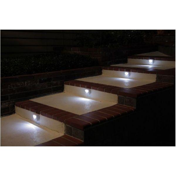 lampka led z czujnikiem ruchu i zmierzchu mighty light zamow24h tvmarket telezakupy. Black Bedroom Furniture Sets. Home Design Ideas
