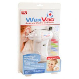 Urządzenie do czyszczenia uszu Vacu Ear Cleaner